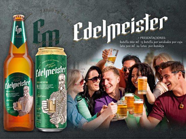 Cerveza Edelmeiser